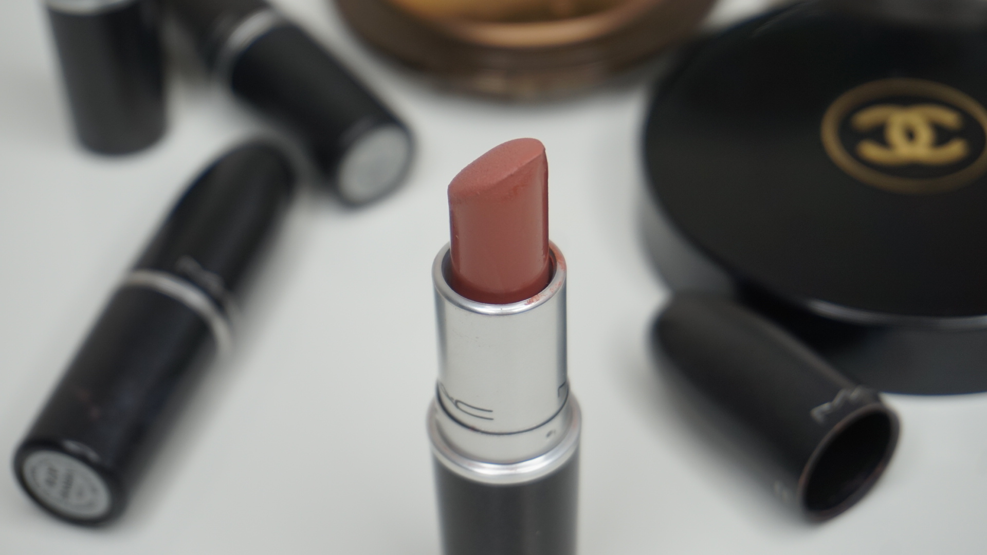 Top Mac Lipsticks for Fall | Elyse Morency | Mom and Lifestyle Blog