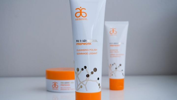 Arbonne RE9 Prepwork First Impression | Elyse Morency | Mom and Lifestyle Blog