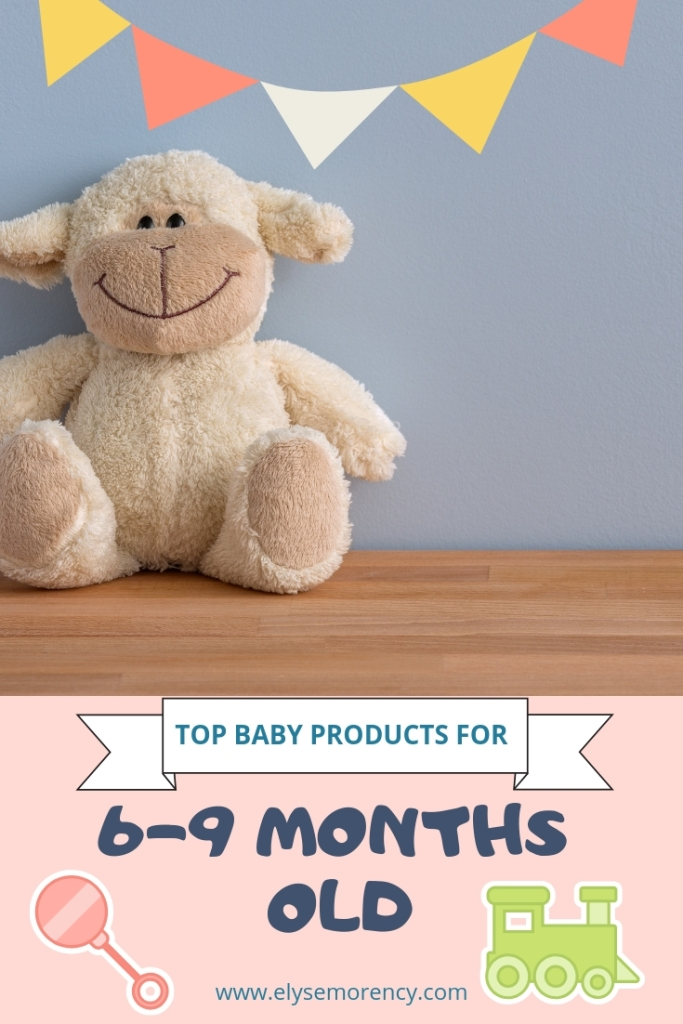 6-9 Month Baby Toys | Elyse Morency Blog|
