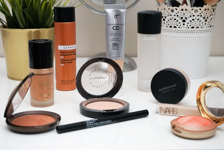 Spring and Summer Must Have Makeup Products