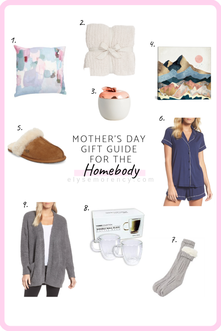 Mother's Day Gift Guide 2019- Elyse Morency Blog: Motherhood & Beauty Blog