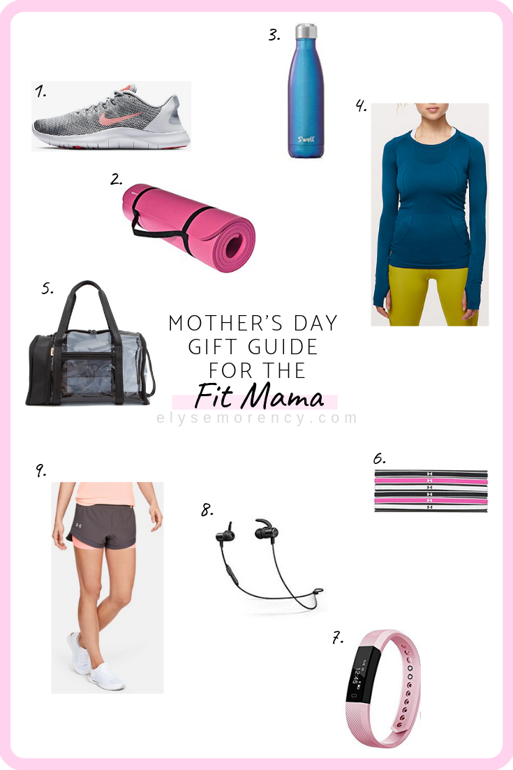 Mother's Day Gift Guide 2019- Elyse Morency Blog: Motherhood & Beauty Blog