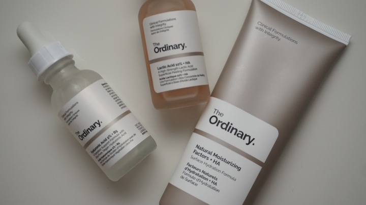 The Ordinary Skincare Review: FirstImpressions