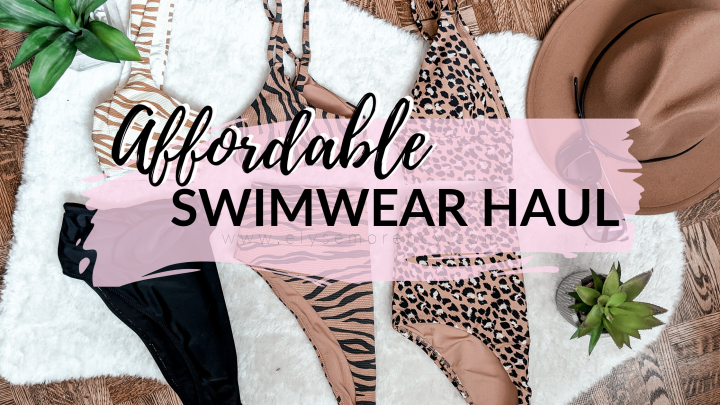 Affordable Swimwear On A Budget